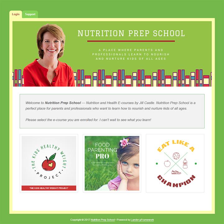 Nutrition Prep School